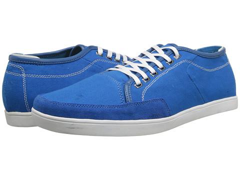 Steve Madden - M-Toledo (Blue Fabric) Men