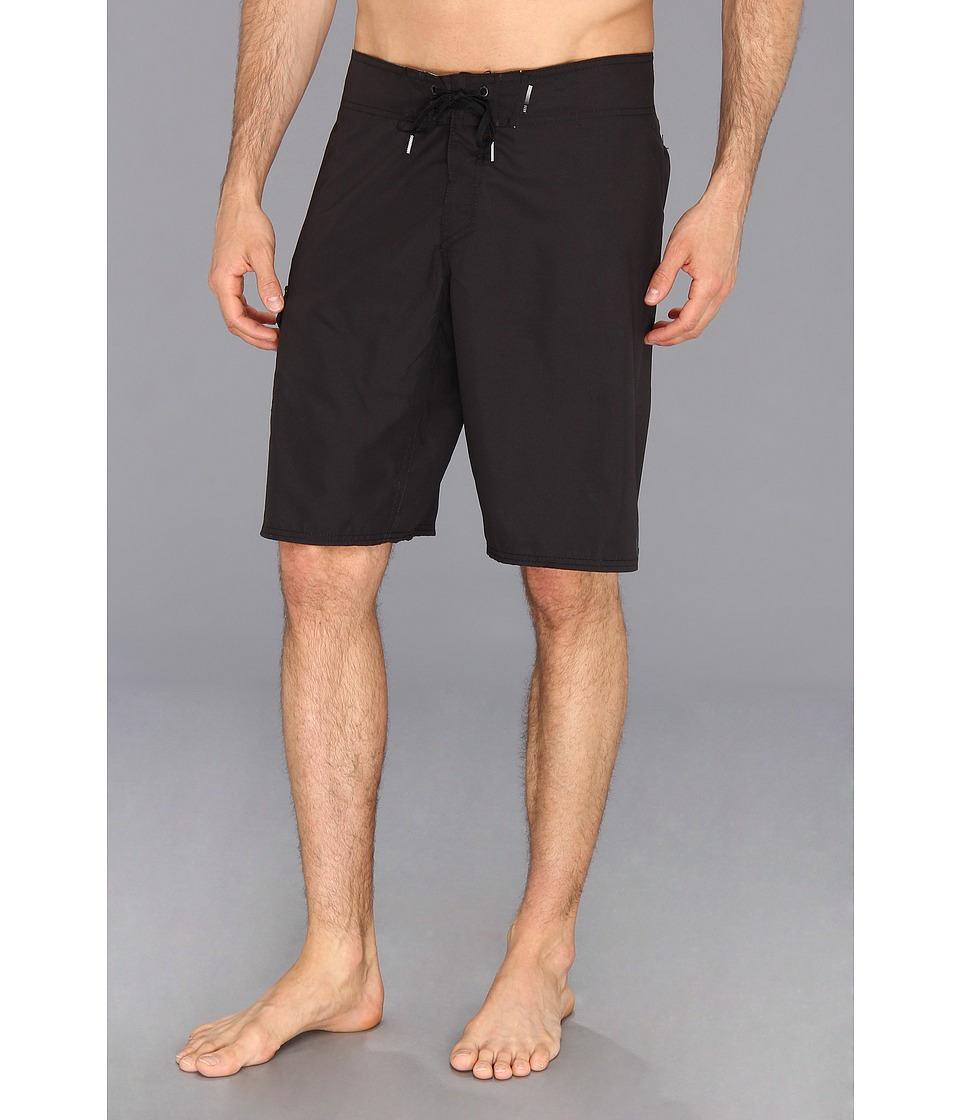 Reef - Ponto Beach 5 Boardshort (Black) Men's Swimwear