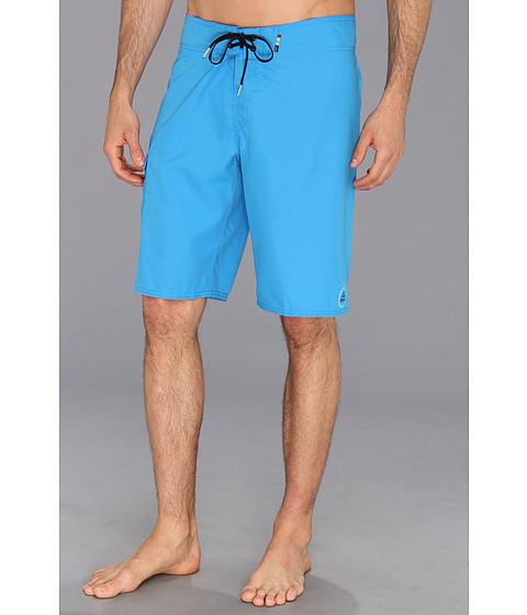 Reef - Ponto Beach 5 Boardshort (Blue) Men's Swimwear