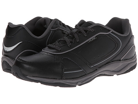 VIONIC with Orthaheel Technology - Zen Walker (Black) Women's Shoes