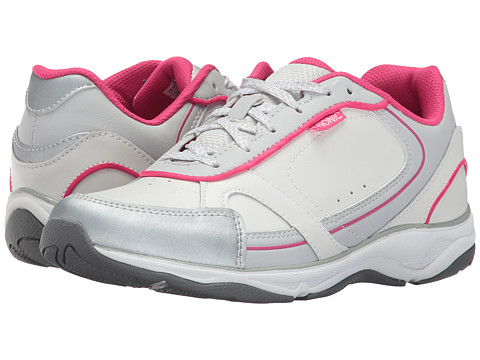 VIONIC with Orthaheel Technology - Zen Walker (White) Women's Shoes
