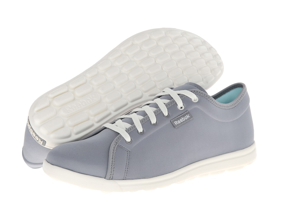 Reebok - Skyscape Runaround (Flat Grey/Chalk) Women's Running Shoes