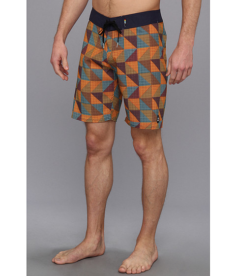 Reef - Otts Boardshort (Yellow) Men