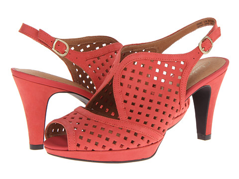 Clarks - Wessex Shay (Red) Women