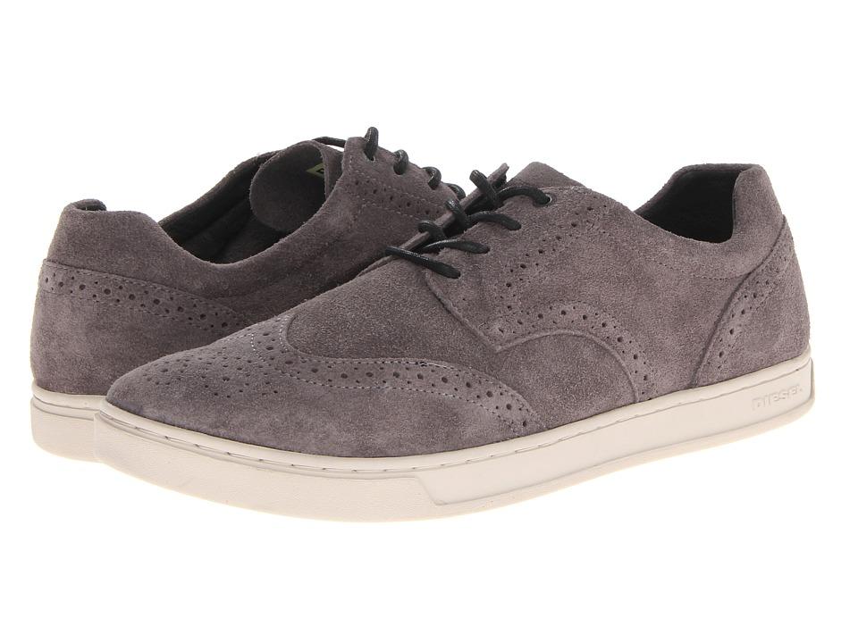 Diesel - Primetivers Prime Time (Grey Gargoyle) Men's Shoes