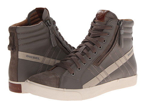 Diesel - D-Velows D-String (Bungee Cord/Cobblestone) Men's Shoes