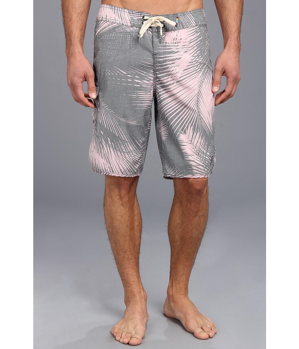 Reef - Calm Waters Boardshort (Grey) Men's Swimwear