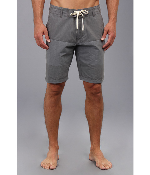 Reef - Captain Hybrid Short (Black) Men's Shorts