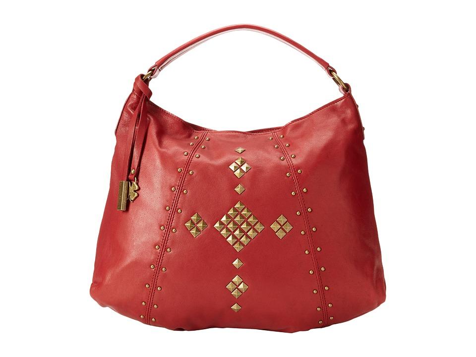 Lucky Brand - Dover Hobo (Wine) Hobo Handbags