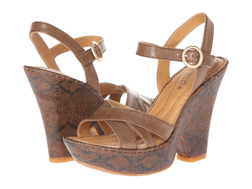 Born - Sherine - Crown Collection (Brown) Women's Shoes