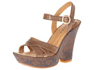 Born Sherine Crown Collection (Brown)
