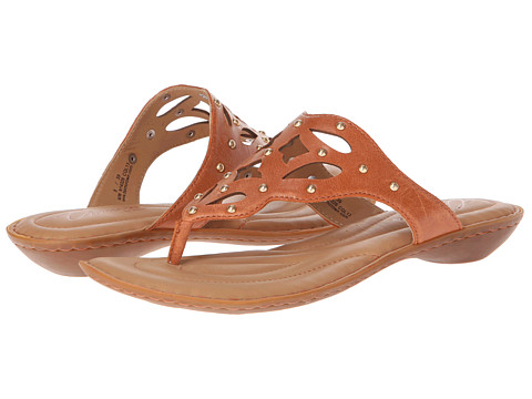 Born - Milena - Crown Collection (Rust) Women's Sandals