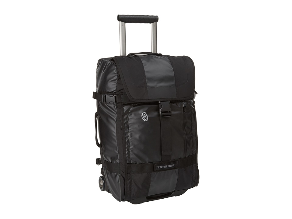 Timbuk2 - Aviator Wheeled Pack (Medium) (Black) Backpack Bags