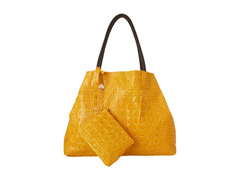 Big Buddha - Josie (Mustard) Shoulder Handbags