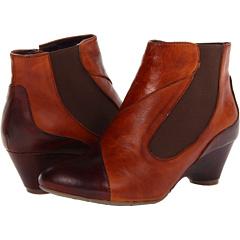 Spring Step Bourgeois (Brown) Footwear