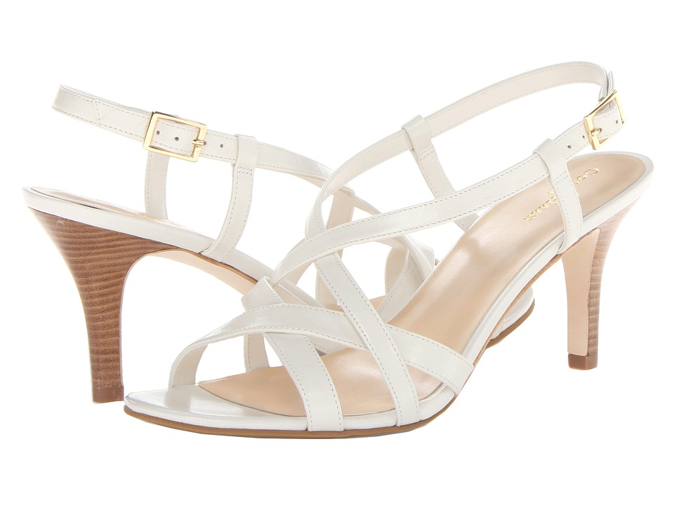 Cole Haan - Bartlett Sandal (Ivory) High Heels