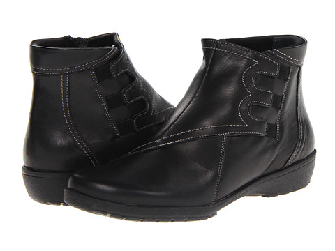 Spring Step - Viking (Black) Women's Pull-on Boots
