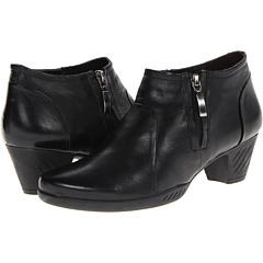 Spring Step Lafayette (Black) Footwear