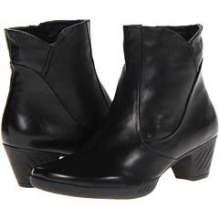 Spring Step Valkyrie (Black) Footwear