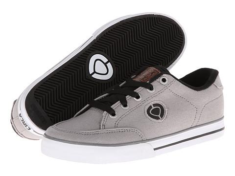 Circa - Lopez 50 Slim (Paloma/Black) Men's Skate Shoes