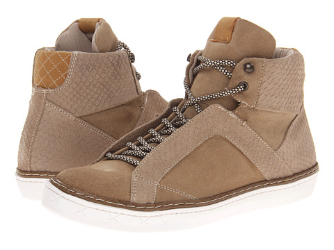 Steve Madden - Bowne (Tan Suede) Men's Lace up casual Shoes