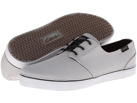 Circa - Crip (Gray Twill) Men's Skate Shoes