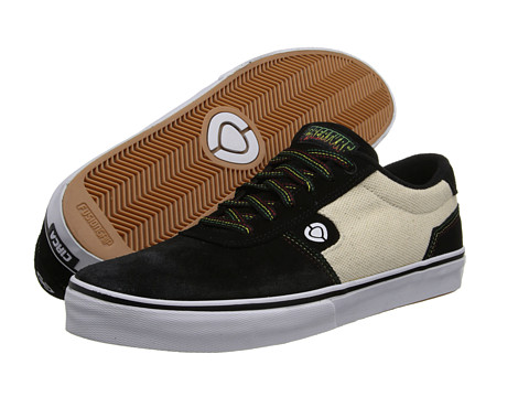 Circa - Lamb (Black/Natural Hemp/Creature) Men