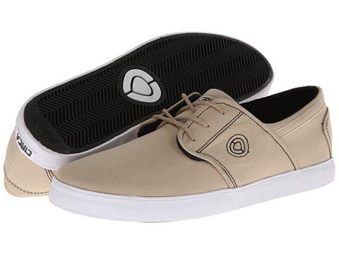 Circa - Strata (Nomad/White) Men's Skate Shoes