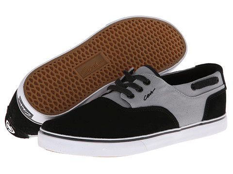0c7d26ab2afd ... Shoe Pre Owned 1733 UPC 655024956965 product image for Circa Valeo ( Black Gray 2) Men s Skate Shoes ...