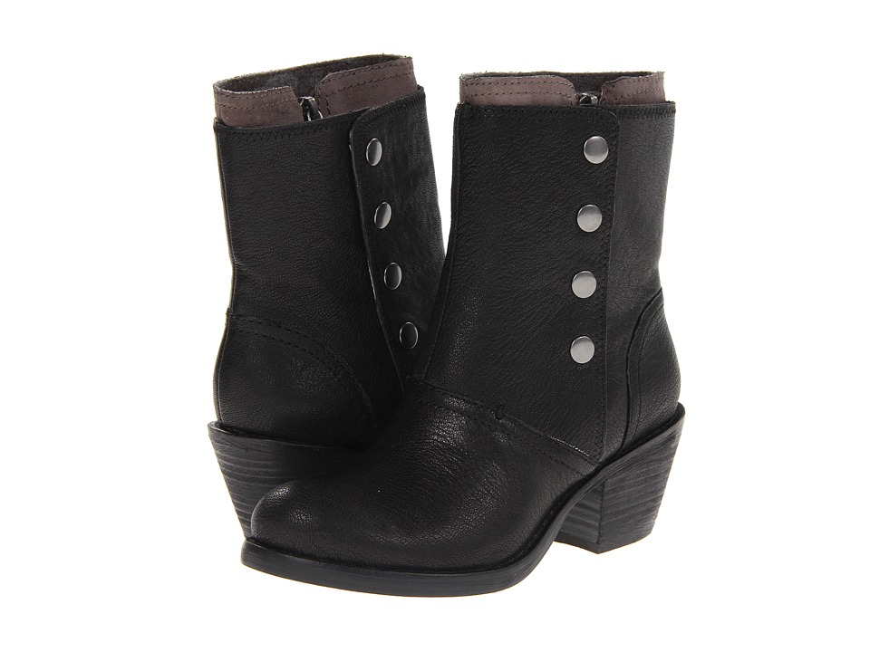 Luxury Rebel - Beck (Black) Women's Shoes
