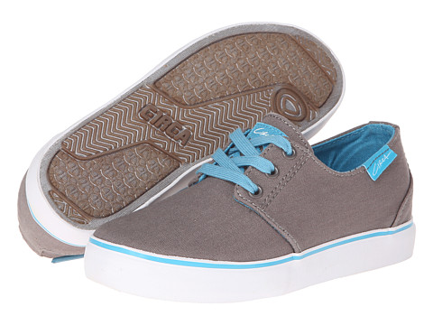Circa - Crip (Toddler/Little Kid/Big Kid) (Dark Gull/Horizon Blue) Men's Skate Shoes