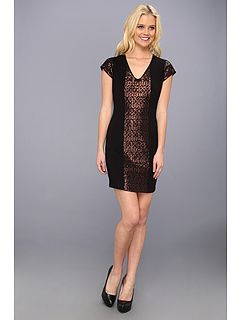 SALE! $34.99 - Save $49 on BB Dakota Declan Dress (Black) Apparel - 58.35% OFF $84.00