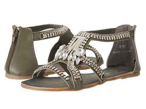 Shop Matisse online and buy Matisse Glare Grey Womens Shoes online