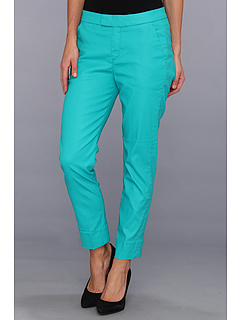 SALE! $66 - Save $132 on 7 For All Mankind Slim Chino in Coated Tropical Green (Coated Tropical Green) Apparel - 66.67% OFF $198.00