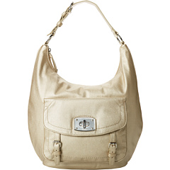 SALE! $44.99 - Save $34 on Nine West Starlet Large Hobo (Platinum) Bags and Luggage - 43.05% OFF $79.00