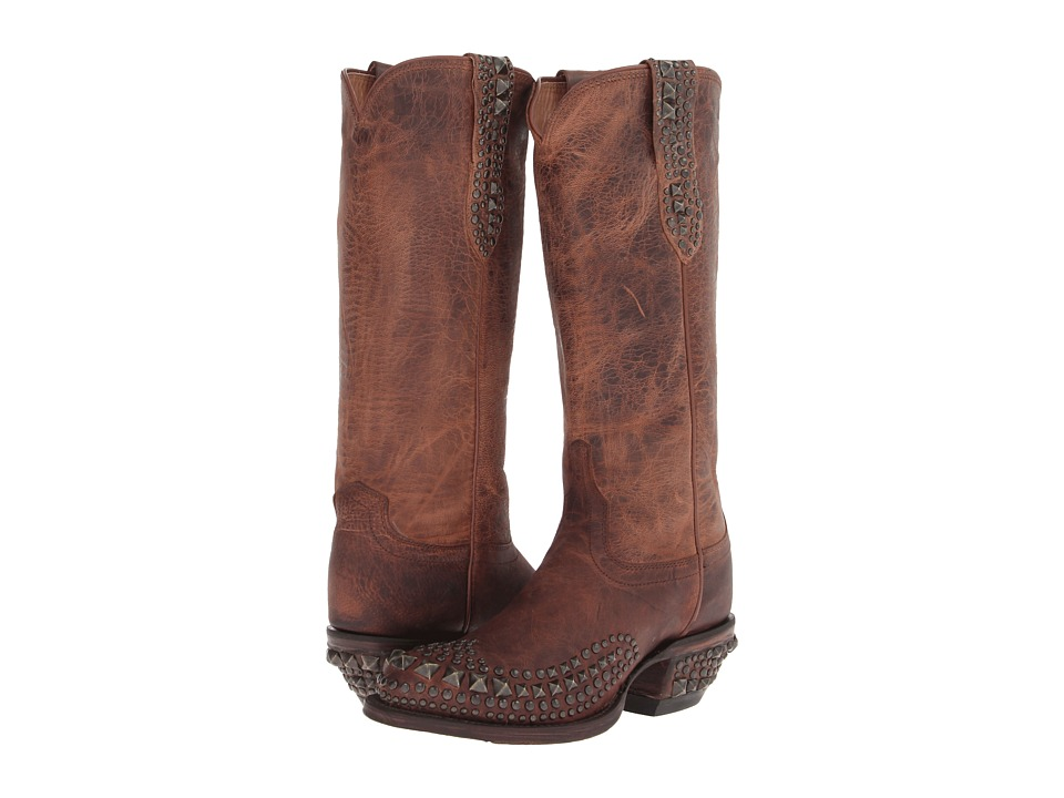 Lucchese M4601.S82F (Peanut Brittle) Cowboy Boots
