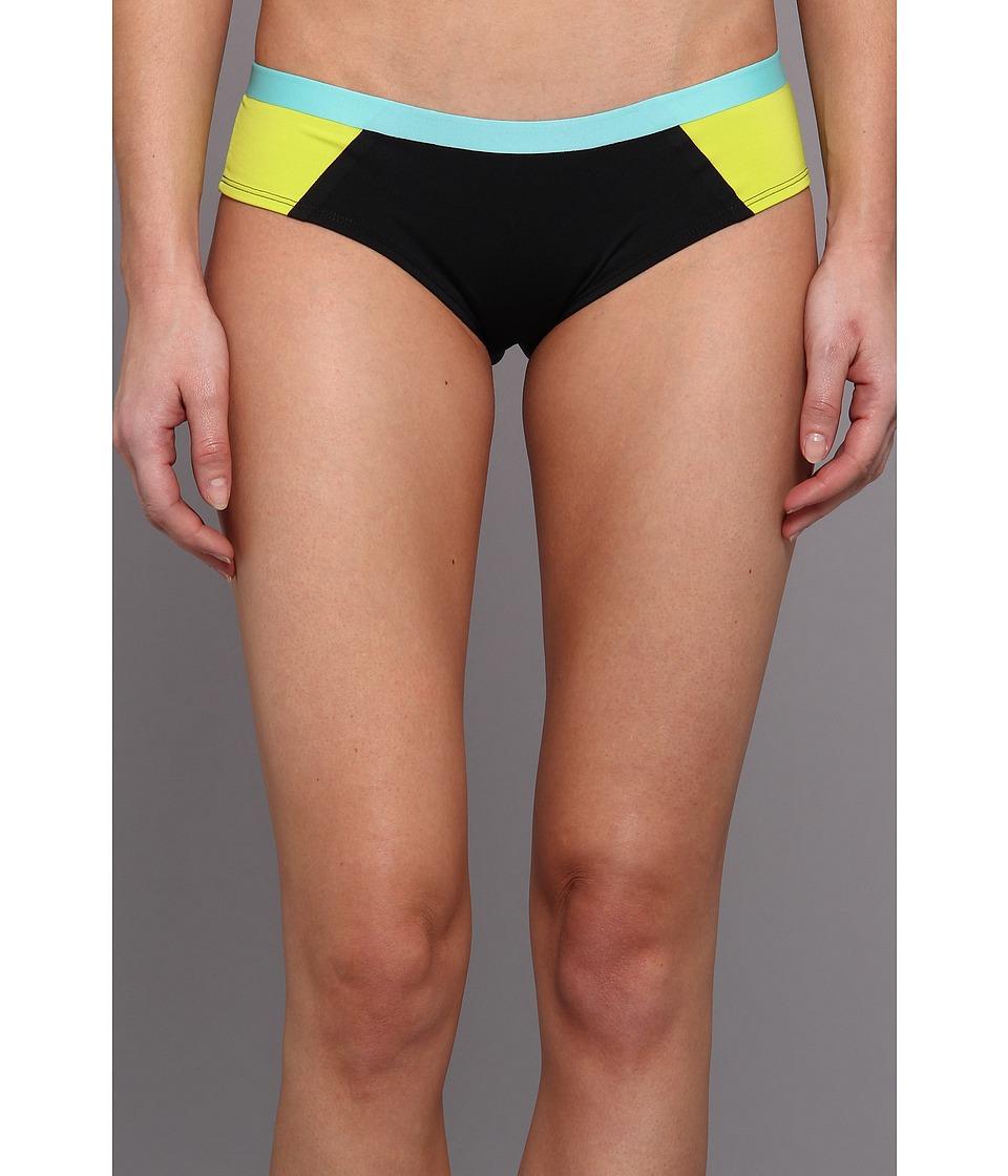 Nike - Bondi Block Hipster (Black) Women's Swimwear