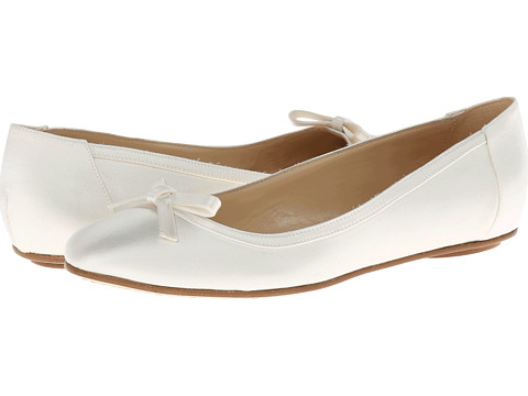 Kate Spade New York - Bellina (Ivory Satin) Women