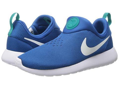 on sale ec8e2 3823e UPC 820652714434 product image for Nike Roshe Run Slip On (Military  Blue Photo Blue ...