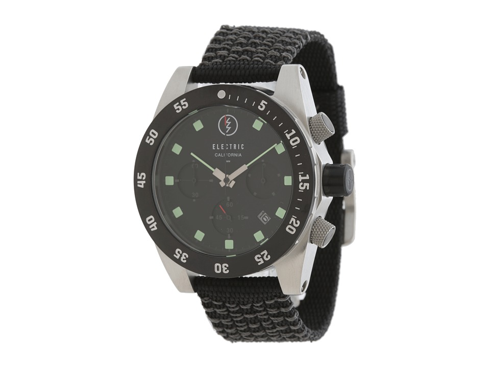 Electric Eyewear - DW01 Nato (Black) Watches