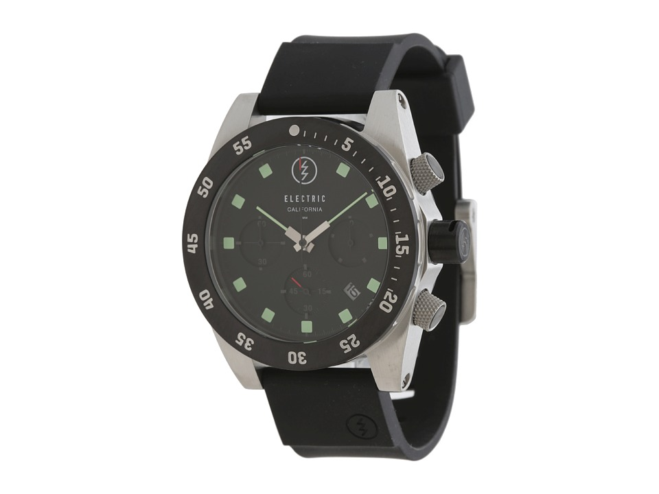 Electric Eyewear - DW01 PU (Black) Watches