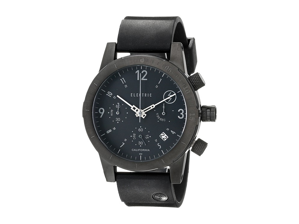 Electric Eyewear - FW02 PU (All Black) Watches