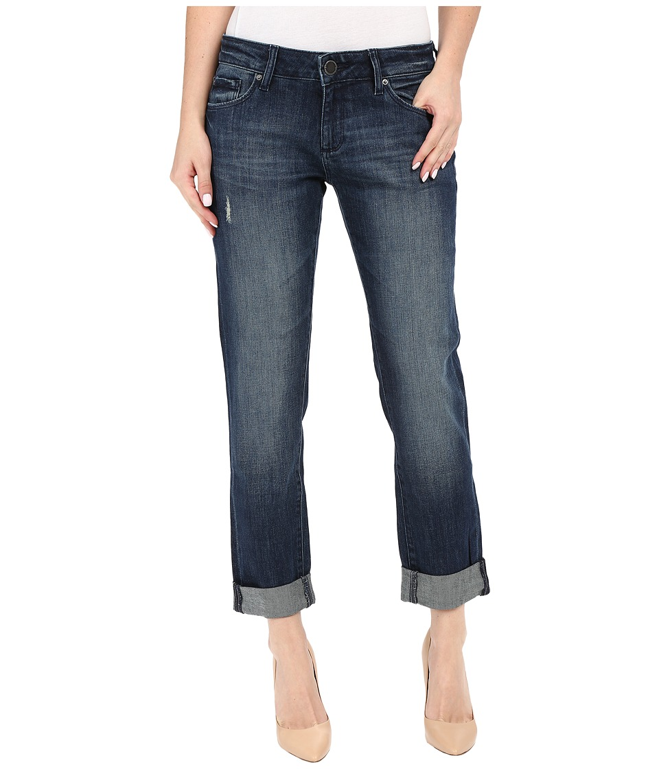 DL1961 - Riley Boyfriend in Nassau (Nassau) Women's Jeans