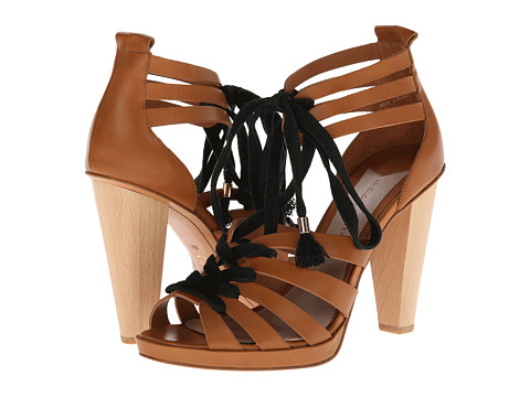10 Crosby Derek Lam - Jasmin (Safari Brown Calf) High Heels