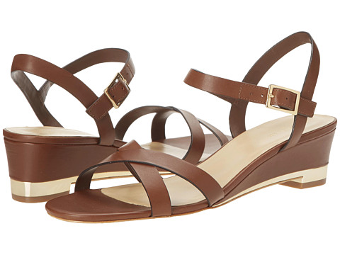 fb3f1940e3c0 ... UPC 743296822894 product image for Cole Haan Melrose Low Wedge  (Sequoia) Women s Sandals ...