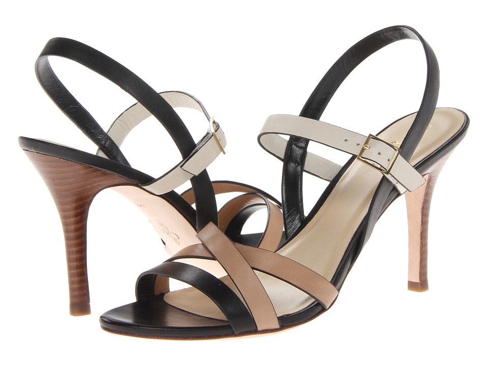 Cole Haan - Melrose Sandal (Black Multi Calf) High Heels