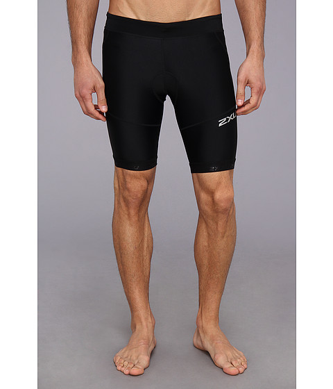 2XU - Perform Tri Short 9 (Black/Black) Men's Shorts