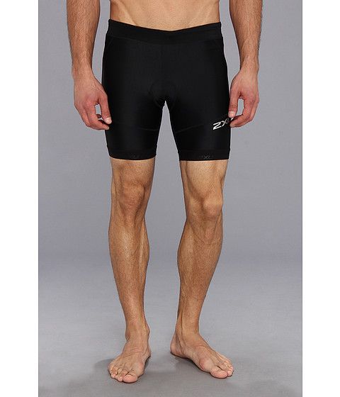 2XU - Perform Tri Short 7 (Black/Black) Men