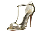 Stuart Weitzman Bridal & Evening Collection Sinful (Pale Gold Specchio) High Heels