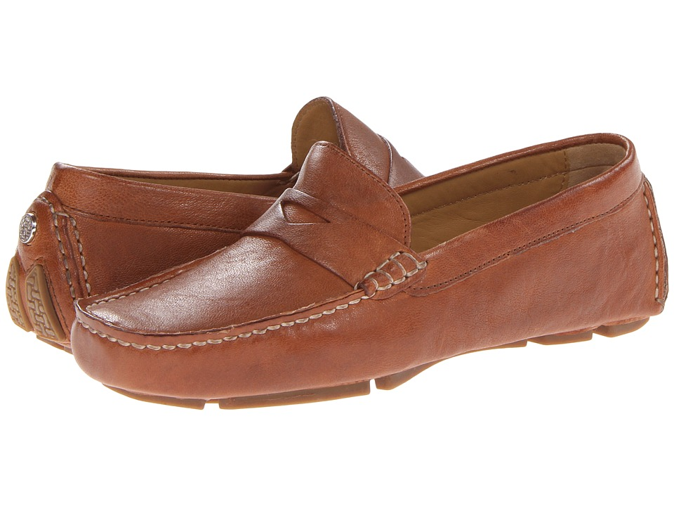 Cole Haan - Trillby Driver (Luggage) Women's Slip on Shoes